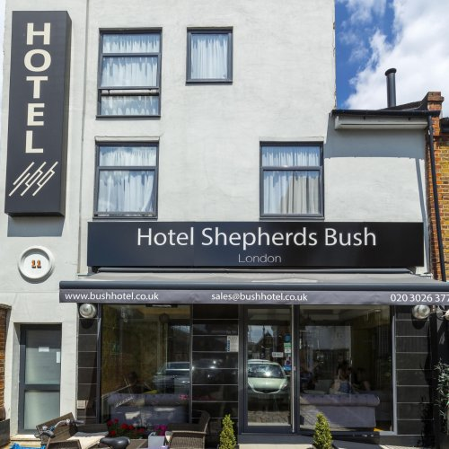 SHEPHERDS BUSH LONDON